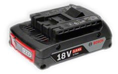 BOSCH Professional akumulator 18V, 2.0Ah, Li-Ion (1600Z00036)