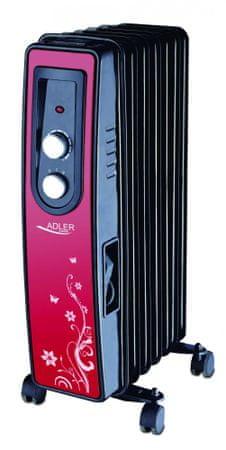 Adler električni radiator 1500W (AD7801)