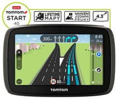 TomTom START 60 Europe LIFETIME