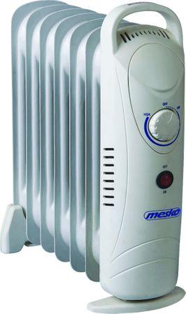 Mesko električni radiator 700 W (MS7804)