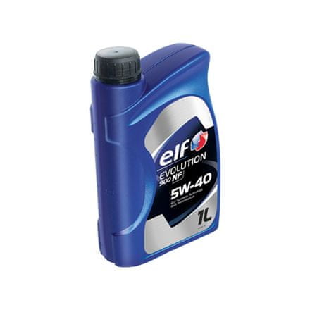 Elf motorno olje Evolution 900 NF 5W-40, 1 l
