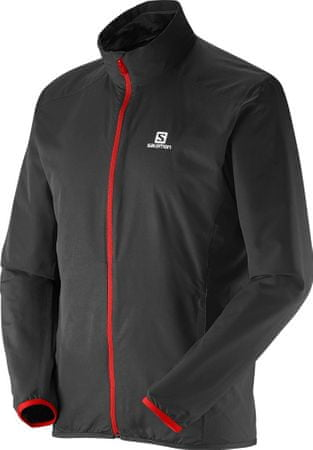 Salomon jakna Start Jacket, moška, črna, M