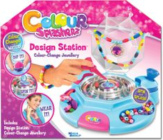 Alltoys Colour Splasherz design studio