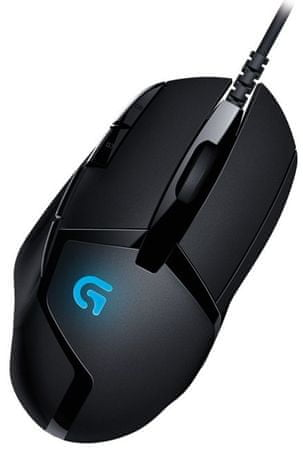 Logitech miš USB Delta Zero LED Gaming G402 Hyperion Fury