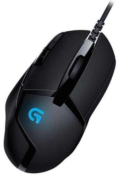 Logitech G402 Hyperion Fury Gaming Mouse (910-004067)