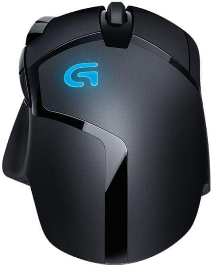 Logitech G402 Hyperion Fury gaming miška