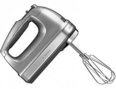 KitchenAid ročni mešalnik, srebrn KA5KHM9212ECU