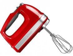KitchenAid ročni mešalnik, rdeč KA5KHM9212EER