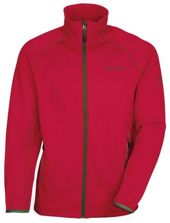 Vaude jakna Men's Gutulia Jacket, moška, Indian Red, XL