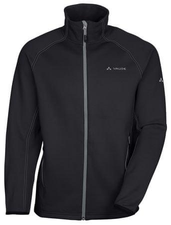 Vaude jakna Men's Gutulia Jacket, moška, črna, S