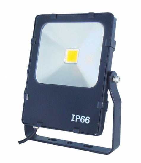 Dencop Lighting reflektor LED, 24 W, 6000 K, czarny