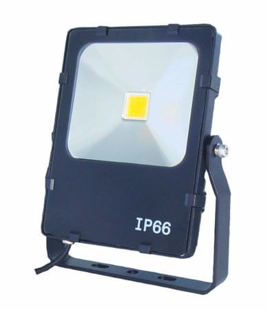 Dencop Lighting reflektor LED, 48 W 6000 K, czarny