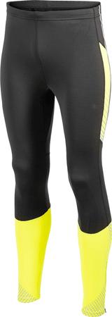 Craft Spodnie PR Brilliant, czarnożółte L