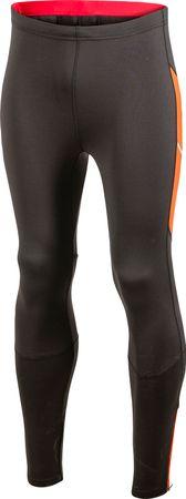 Craft hlače PR Thermal, moške, črno-oranžna, XXL