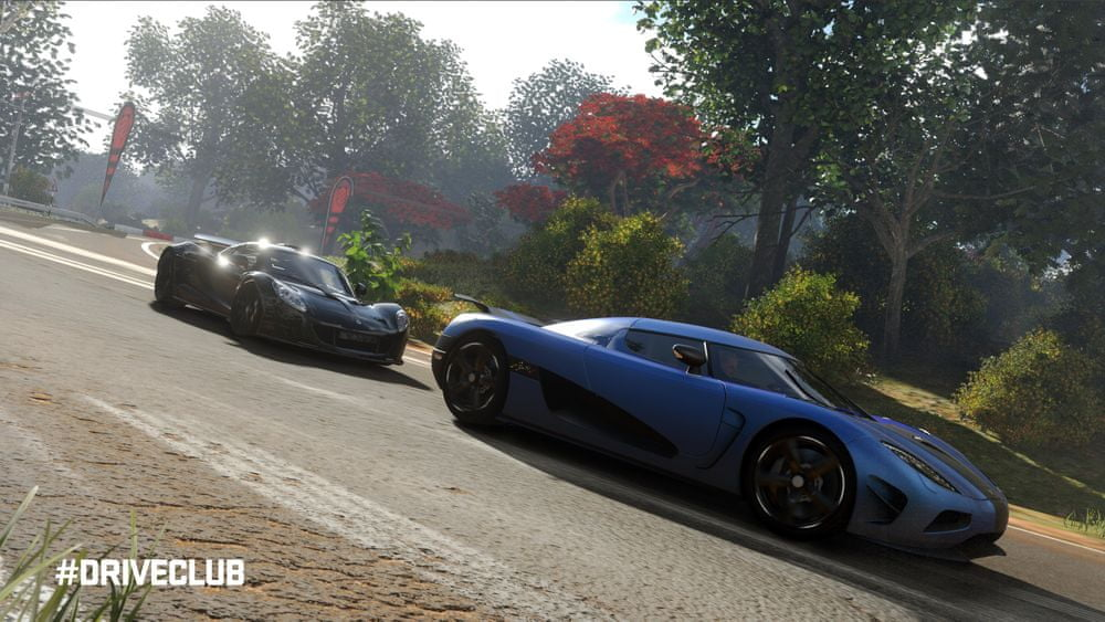 Sony Driveclub / PS4