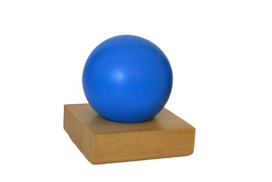 Montessori Geometrijska telesa s podstavki