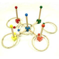 Montessori pomůcky Sloupky skruhy