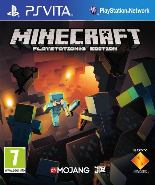 Sony Minecraft / PS Vita