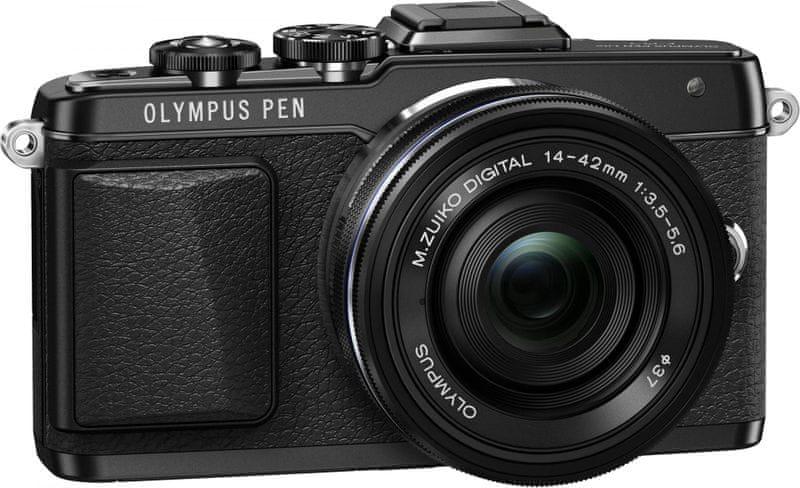 Olympus PEN E-PL7 + 14-42 EZ Black