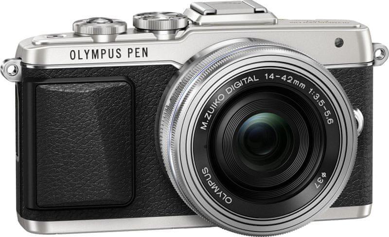Olympus PEN E-PL7 + 14-42 EZ Silver