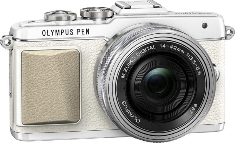 Olympus PEN E-PL7 + 14-42 EZ White