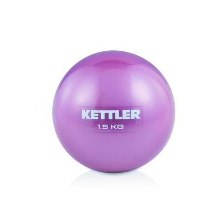 Kettler žoga za pilates (toning ball) 1,5 kg