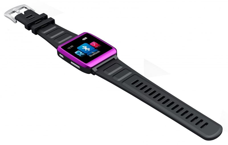MP Man Watch me / 4 GB (Purple)