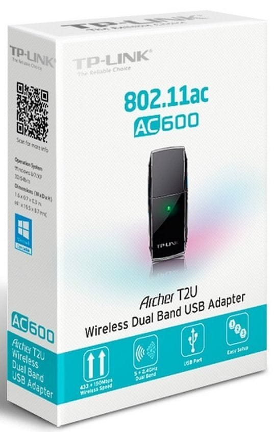 TP-Link Archer T2U AC600