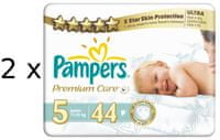 Pampers plienky PremiumCare 5 Junior - 88 ks