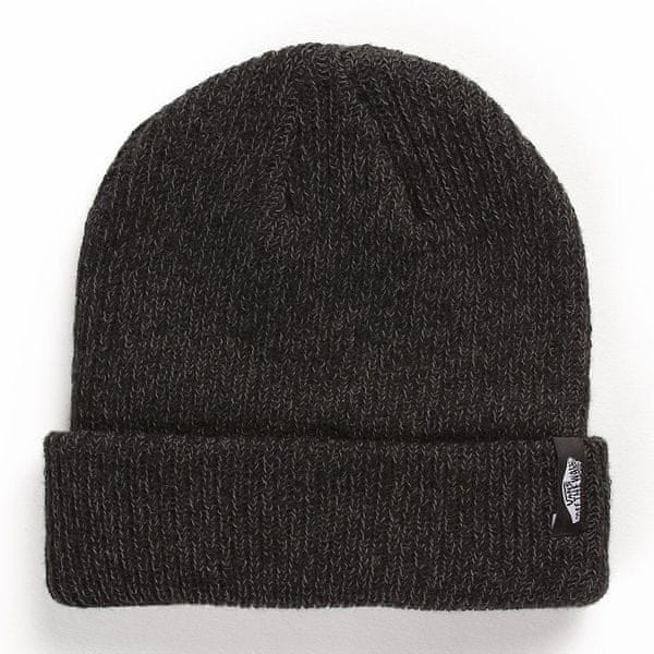 09d26f38786 Vans M Mismoedig Beanie Black Heather Os