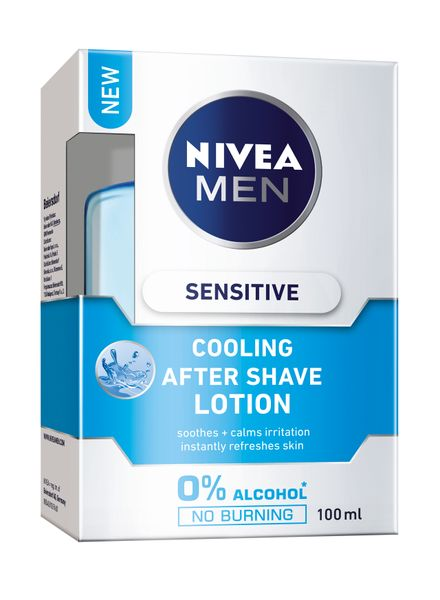 Nivea MEN Sensitive Cooling voda po holení 100 ml