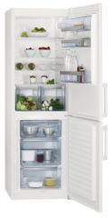 AEG S53620CSW2 Kombinált hűtőszekrény, 337 l, A++