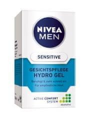 Nivea MEN Pleťový gel Sensitive 50 ml