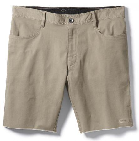 Oakley kratke hlače Slats Short, moške, New Khaki, 31