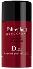 Dior sztyft Fahrenheit - 75 ml