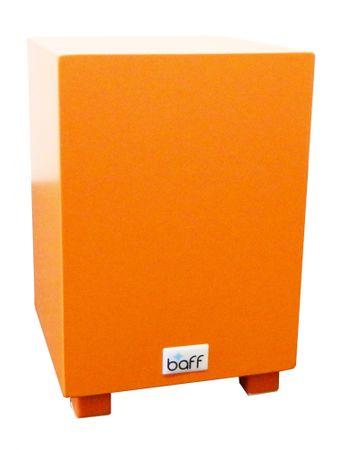 Baff Dob/Szék Színes 38 cm Játékhangszer, Narancs