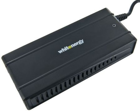 OEM WE 90W Univezální.AC adaptér pro notebooky slim 8 koncovek (08784)