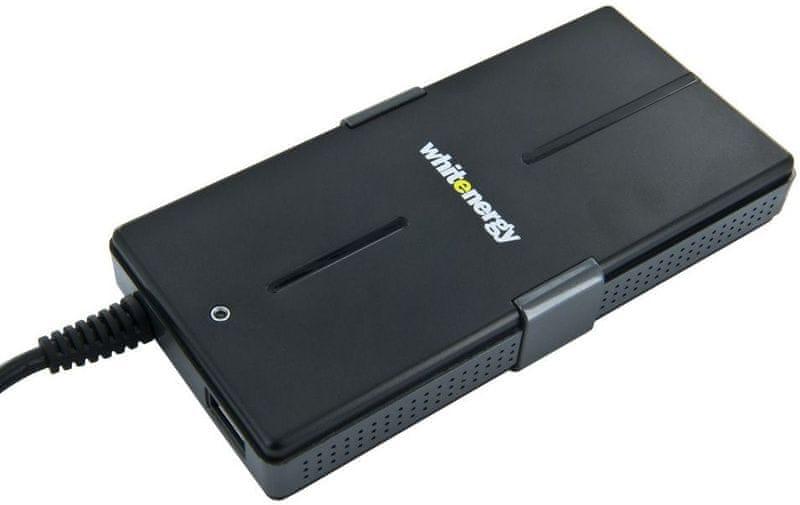 OEM WE 65W Univezální.AC adaptér pro notebooky Superslim 8 koncovek (08782)