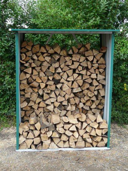 M.A.T Group zadaszenie na drewno 189 x 76 x 191 cm