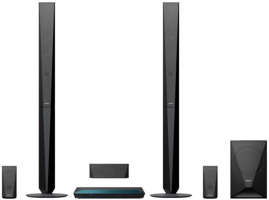 Sony BDV-E4100 3D domácí kino
