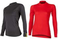 Sensor Set dámský triko dlouhý rukáv Double Face + Multisport