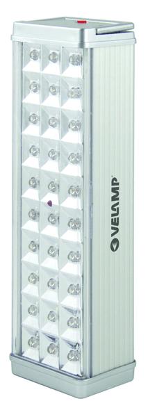 Velamp Dobíjecí svítilna s 30LED IR126ALU