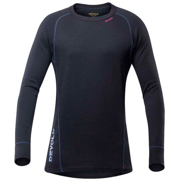 Devold Duo Active Man Shirt Black XXL