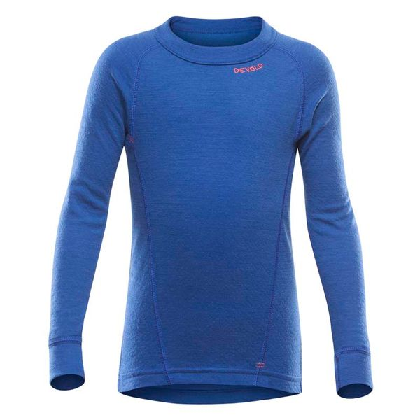 Devold Duo Active Junior Shirt Royal 16