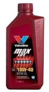 Valvoline olje MaxLife 10W40 1L