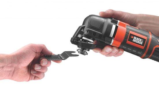 Black+Decker multifunkcijsko orodje MT300KA