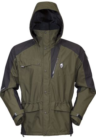 High Point Mania Jacket 5.0 Dark Khaki/black XL