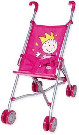 Bayer Design voziček za punčke Buggy, roza