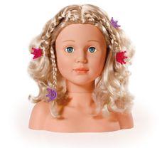 Bayer Design Model lalki do czesania 27cm