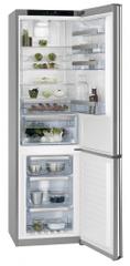 AEG S83820CMX2 Kombinált hűtő, 350 L , A++